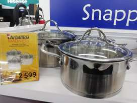 Snappy Chef Induction pot set