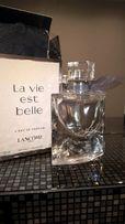 flakon pusta butelka po perfumie la vie est belle lancome 50 100 ml