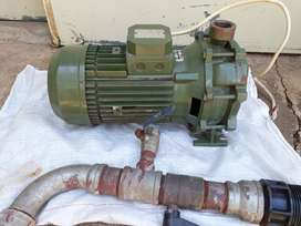 SAER FC Italian made Centrifugal pump, opposing impellers