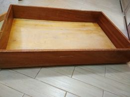 Ящик под кровать деревянный