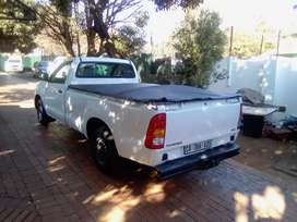 Toyota Hilux 2.5D4D SRX Single Cab Manual For Sale