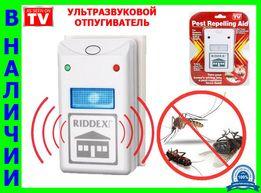 Ультразвуковой отпугиватель грызунов и насекомых Riddex Ридекс