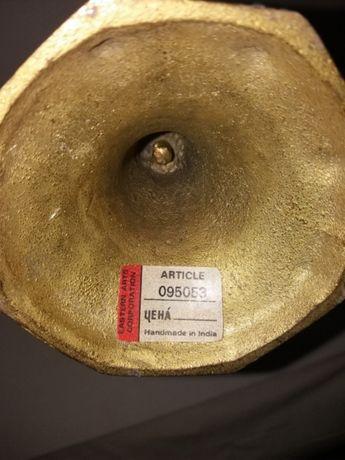 Подсвечник Индия латунь бронза Запорожье - изображение 3