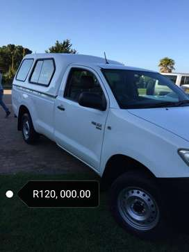 used good condition hilux bakkie