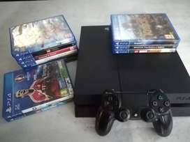 PlayStation 4 Console & Games