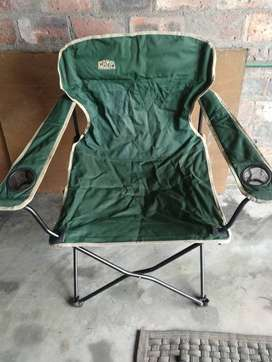 CAMPING ITEMS (CHAIRS, LOUNGERS, TABLE COVER, GAZEBO ROOF)