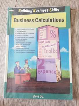 Business Calculations by Steve Dix