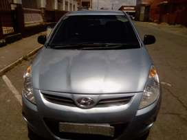 Hyundai i20,2011model,engine1.6lt,model105000km