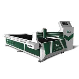 YOMI CNC plasma/flame plate cutting machine