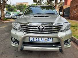 2010 Toyota Fortuner 3.0 4x2 Automatic