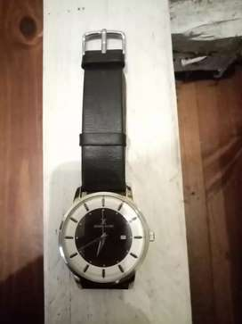 Daniel Klien Leather Watch