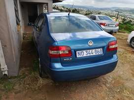 2004 VW Polo 1.6 Sedan for Sale R48000.