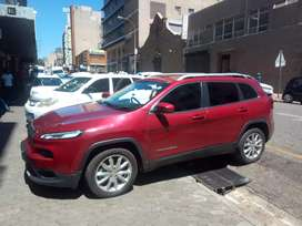 Jeep Cherokee V6 3.2 LIMITED 2016 model for SALE