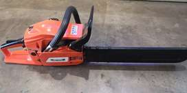 Mac Africa petrol chainsaw