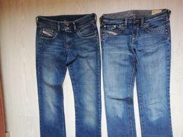 Diesel 28 S jeansy 30 za dwie pary