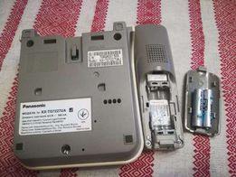 Продам домашній радіо телефон Panasonic KX-TG7227UAJ Beige