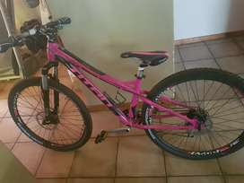 Pre owned Titan Sport 650 B calypso womans mountain bike for sale