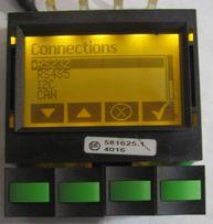 Дисплей 12864 с интерфейсной платой RS232, RS485, I2C, CAN, SPI.