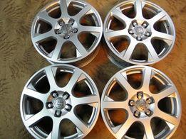 """Alufelgi 17"""" Audi, 5x112, ET: 37. NOWE"""