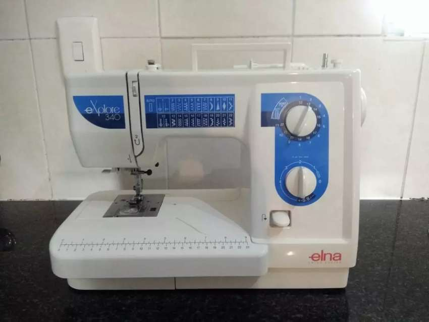 ELNA EXPLORE 340 SEWING MACHINE 0