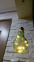 Żarówka lampka LED -zielona lub różowa!!!