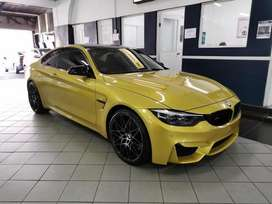 2017 BMW M4 Coupe M-DCT Competition (F82)