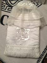 Конверт для новорожденных GARDEN BABY, для хрещения