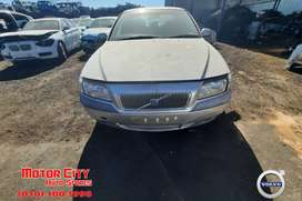 Volvo S80 2.9 - Now Stripping For Spares - Motor City Spares