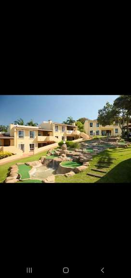 Holiday is Durban balito at the shaka chalets overlooking the ocean