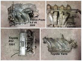 Toyota intake manifolds for sale.