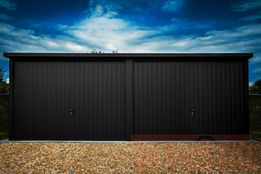 Garaż blaszany 6x6 Unikat OLX | Garaże blaszane | Estetic Line