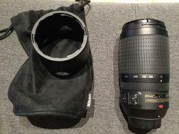 Продам Nikon AF-S Nikkor 70-300mm f/4.5-5.6G VR