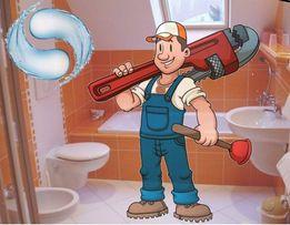 Сантехнические работы..Водопровод,канализация. (не дорого).