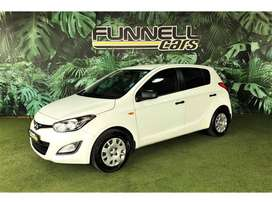 Below 100 000kms, Hyundai i20 1.2 motion