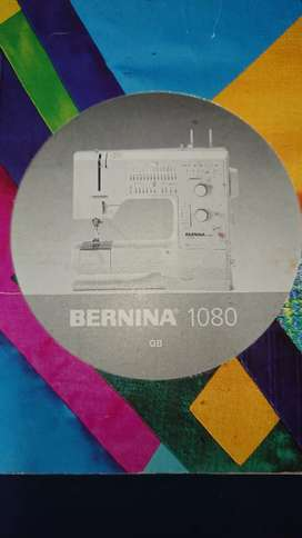 Bernina Sewing Machine Original All Metal Parts