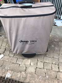 Jeep trek camping cot for sale  South Africa