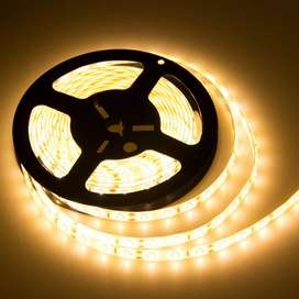 LED Strip Lights 12Volts Warm White Colour SMD5050. Brand New Products