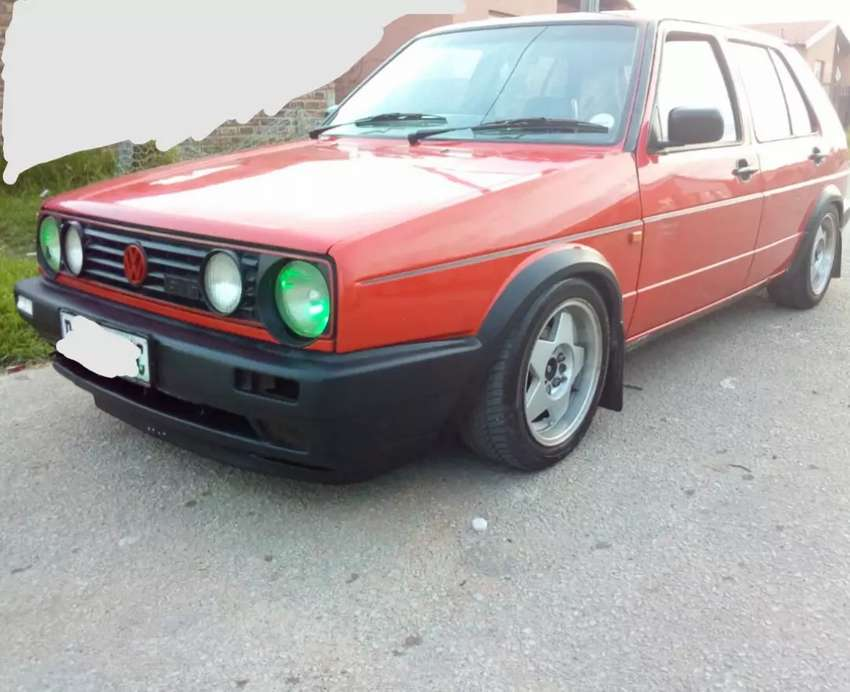 Golf 2 GTI 2.0L 8valve/sell or swops welcome. 0