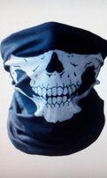 Maska,kominiarka na motor czaszka,komin