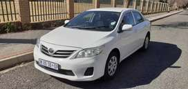 Toyota Corolla in good driving condition
