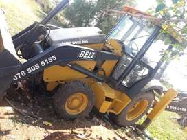 Bell tlb 315SG 4X2 stripping