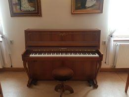 Pianino Fazer idealny stan metalowe kółka blokada
