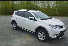 Toyota RAV4 Тойота РАВ 4 2013-2018 разборка запчасти б/у шрот