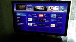 Panasonic TX-P50VT30E, SMART-TV