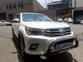 Toyota Hilux GD-6 2.8 model 2017 diesel for SELL