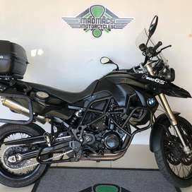2010 BMW F800 GS for sale at Madmacs Motorcycles in Cape Town