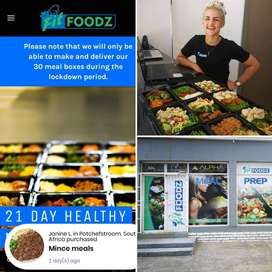 FitFoodz Bloemfontein for sale
