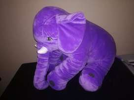 Elephant pillow available