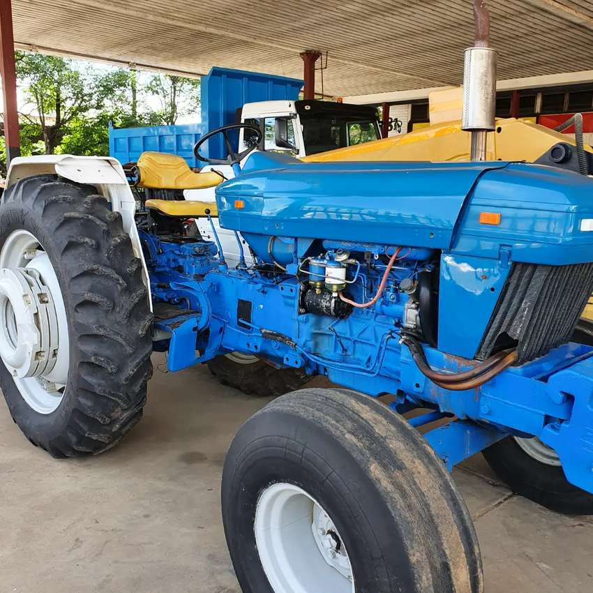6610 Tractor 0
