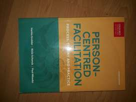 Person-Centred Facilitation Psychology Book